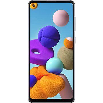 Samsung Galaxy A21s 64GB černá cena od 6168 Kč