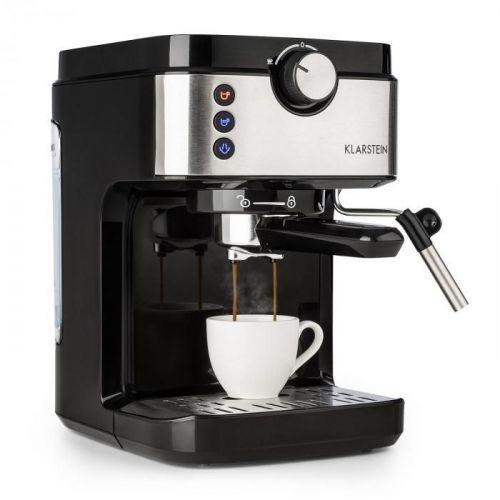 Klarstein BellaVita Espresso stříbrné