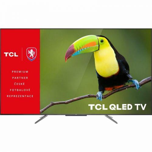 TCL 55C715 černá