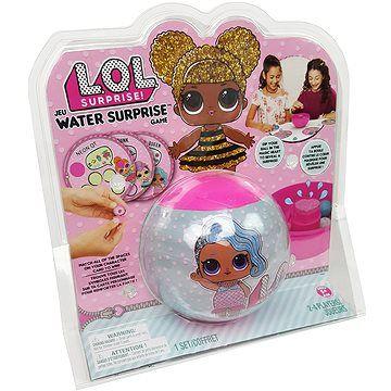 Spin Master LOL Hra s vodními šiframi