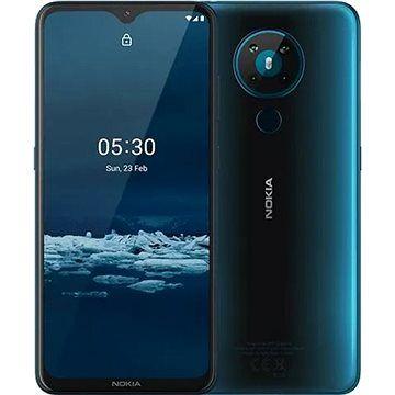 Nokia 5.3 zelená cena od 4699 Kč