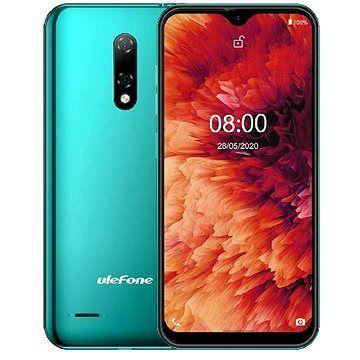 UleFone Note 8P Dual SIM zelená