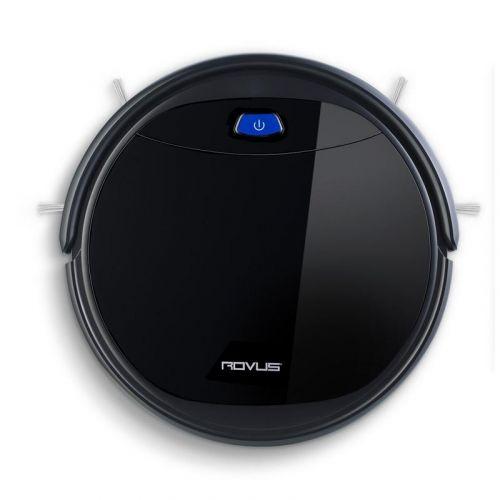 Rovus Robotic Vac&Mop černý (110037683)