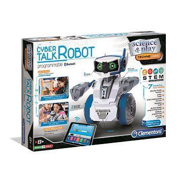 Clementoni Cyber talkie robot cena od 1342 Kč
