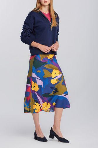 Gant Sukně Gant D1. Splendid Floral Skirt 4401051-620-Gw-105-34 Různobarevná 34