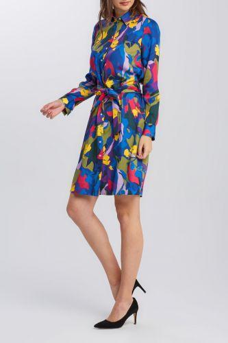 Gant Šaty Gant D1. Splendid Floral Shirt Dress 4503111-620-Gw-105-32 Různobarevná 32