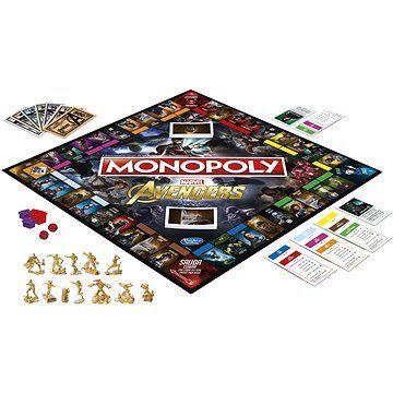 Hasbro Monopoly Avengers CZ