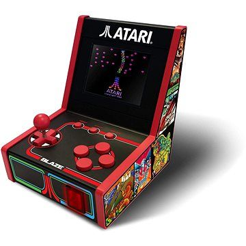 Retro konzole Atari Centipede Mini Arcade (5 in 1 Retro Games)