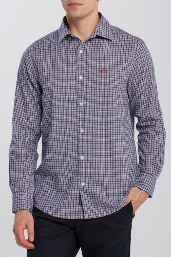 Gant Košile Gant D1. Tp Oxford Check Reg Hbd 3027930-620-Ga-620-S Červená S