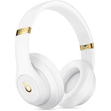 Beats Studio3 Wireless - bílá