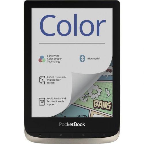 Pocket Book 633 Color - Moon Silver (PB633-N-WW)