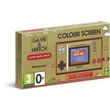 Nintendo Retro konzole Game and Watch: Super Mario Bros