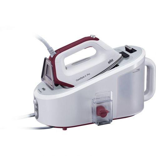 Braun CareStyle 5 IS 5156 WH bílý/fialový cena od 5999 Kč