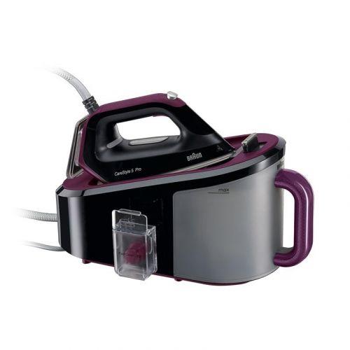 Braun CareStyle 5 IS 5155 BK černý/fialový cena od 5999 Kč