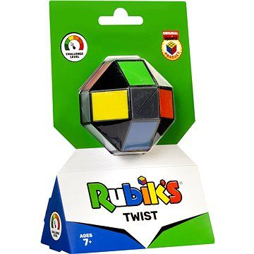 TM Toys Rubikova kostka Twist kolor - série 2
