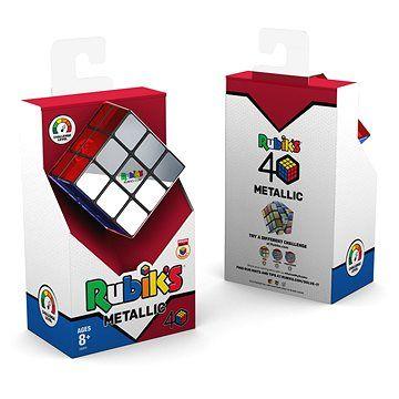 TM Toys Rubikova kostka Metalic 3x3x3