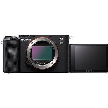 Sony Alpha A7C tělo černý