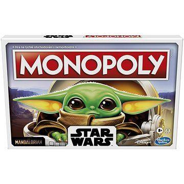 Hasbro Monopoly Star Wars The Mandalorian The Child CZ verze