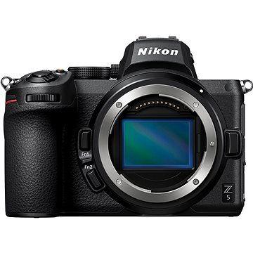 Nikon Z5 + FTZ adaptér