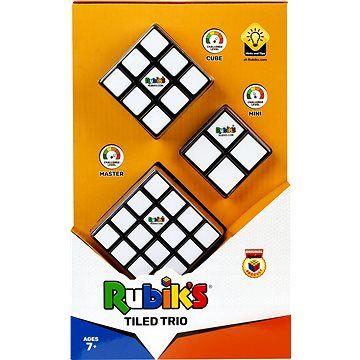 TM Toys Rubikova kostka sada Trio (2x2x2+3x3x3+4x4x4)