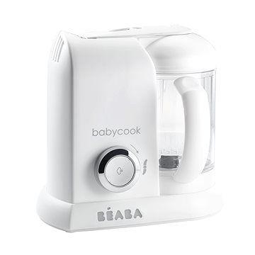 Beaba BABYCOOK White Silver