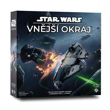 BLACKFIRE Star Wars: Vnější okraj cena od 1364 Kč