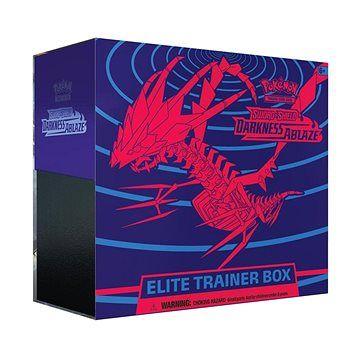 Pokémon company Pokémon TCG: SWSH03 Darkness Ablaze - Elite Trainer Box