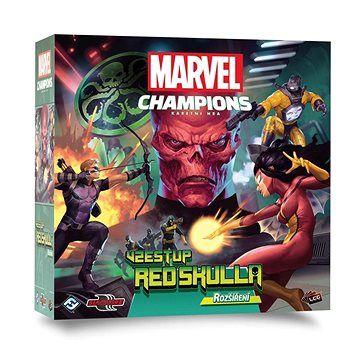 Fantasy Flight Games Marvel Champions LCG: Vzestup Red Skulla - rozšíření