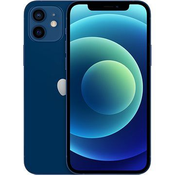 Apple iPhone 12 64GB modrá cena od 24890 Kč