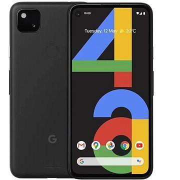 Google Pixel 4a černá