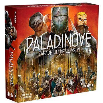 TLAMA games Paladinové Západního království