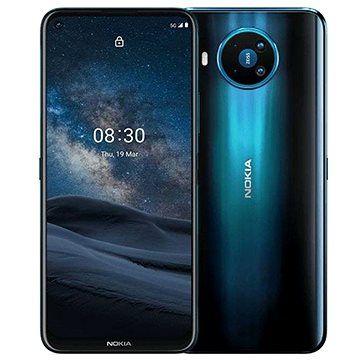 Nokia 8.3 5G 128GB modrá cena od 16190 Kč