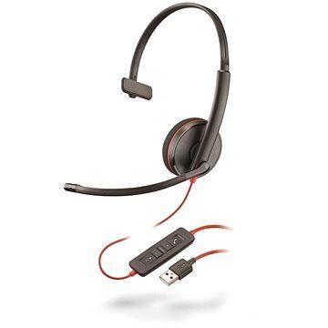 Plantronics BLACKWIRE 3210, USB-A