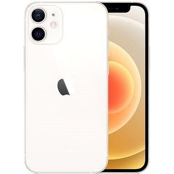 Apple iPhone 12 Mini 64GB bílá cena od 21450 Kč