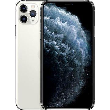 Apple iPhone 11 Pro Max 256GB stříbrná