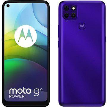 Motorola Moto G9 Power 128GB fialová