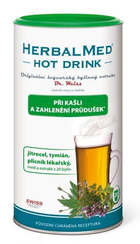 Simply You Pharmaceuticals HerbalMed HotDrink Dr.Weiss kašel průdušky 180g cena od 129 Kč