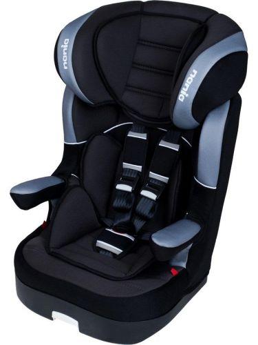 CARERO s.r.o. Autosedačka Nania Myla Premium 2017 black
