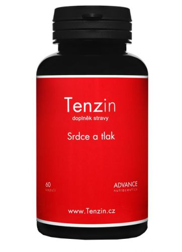 ADVANCE NUTRACEUTICS ADVANCE Tenzin 60 kapslí