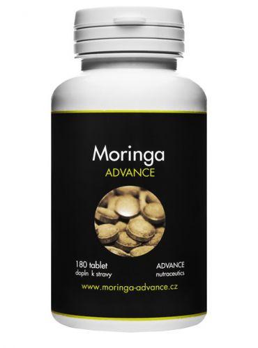 ADVANCE NUTRACEUTICS ADVANCE Moringa 180 tablet