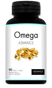 ADVANCE NUTRACEUTICS ADVANCE Omega 90 kapslí