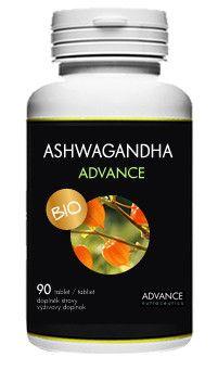 ADVANCE NUTRACEUTICS ADVANCE Ashwagandha 90 tablet
