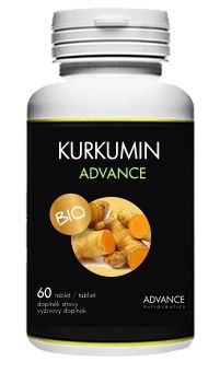 ADVANCE NUTRACEUTICS ADVANCE Kurkumin 60 tablet