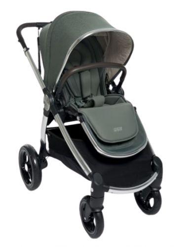 FOR BABY Mamas & Papas Ocarro kočárek Inky Teal cena od 18039 Kč