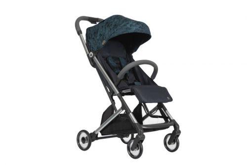 Bohemia Baby Topmark DANI PLUS kočár Modrý cena od 4909 Kč