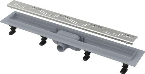 Alcaplast APZ8-950M plastový žlab s roštem kout min. 1000mm Simple, vlnka APZ8-950M