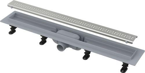Alcaplast APZ9-950M plastový žlab s roštem kout min. 1000mm Simple APZ9-950M