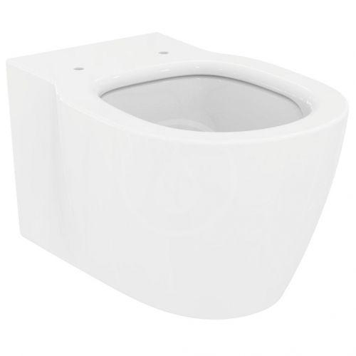 IDEAL STANDARD Connect Závěsné WC, 340x365x540 mm, s Aquablade technologií, s Ideal Plus, bílá E0479MA