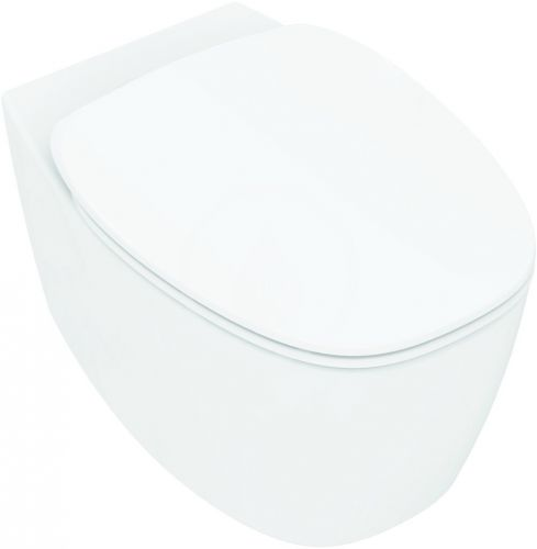 IDEAL STANDARD Dea Závěsný klozet 355 x 365 x 550 mm s AquaBlade technologií, bílá T348601