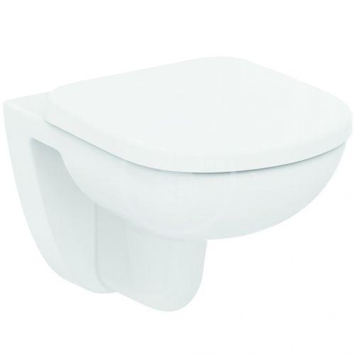 IDEAL STANDARD Tempo Závěsné WC, 365x480x340 mm, bílá T328801